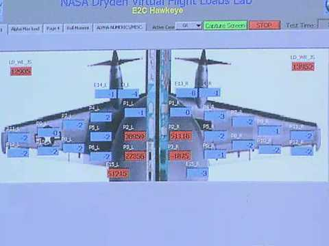 E-2C Hawkeye Loads Calibration Tests