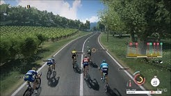 Tour de France 2019 - Saint-Die-des-Vosges to Colmar - Gameplay (Xbox One X HD) [1080p60FPS]