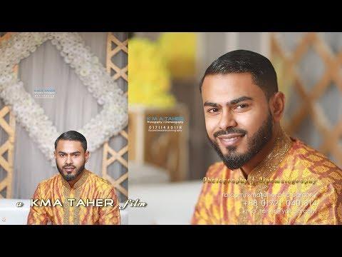 holud-ceremony,-abdul-zahker- -k-m-a-taher-cinematography- -boirati-center,-sylhet- -march-2019