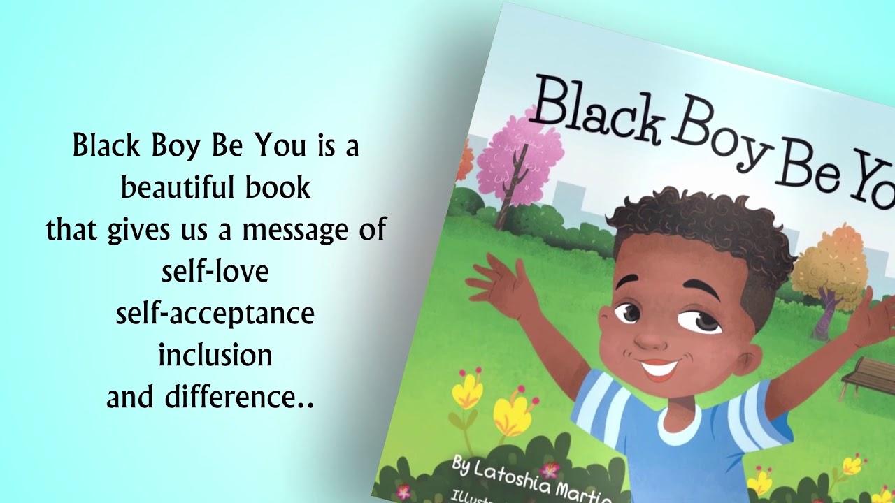 """BLACK BOY BE YOU"""