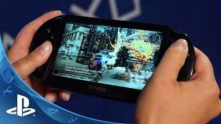 Freedom Wars: Hands-on | PS Vita