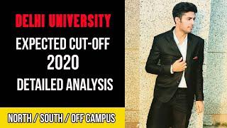 Delhi University Expected Cut Off 2020 🔥| DU Cut Off 2020 | UG Admission 2020