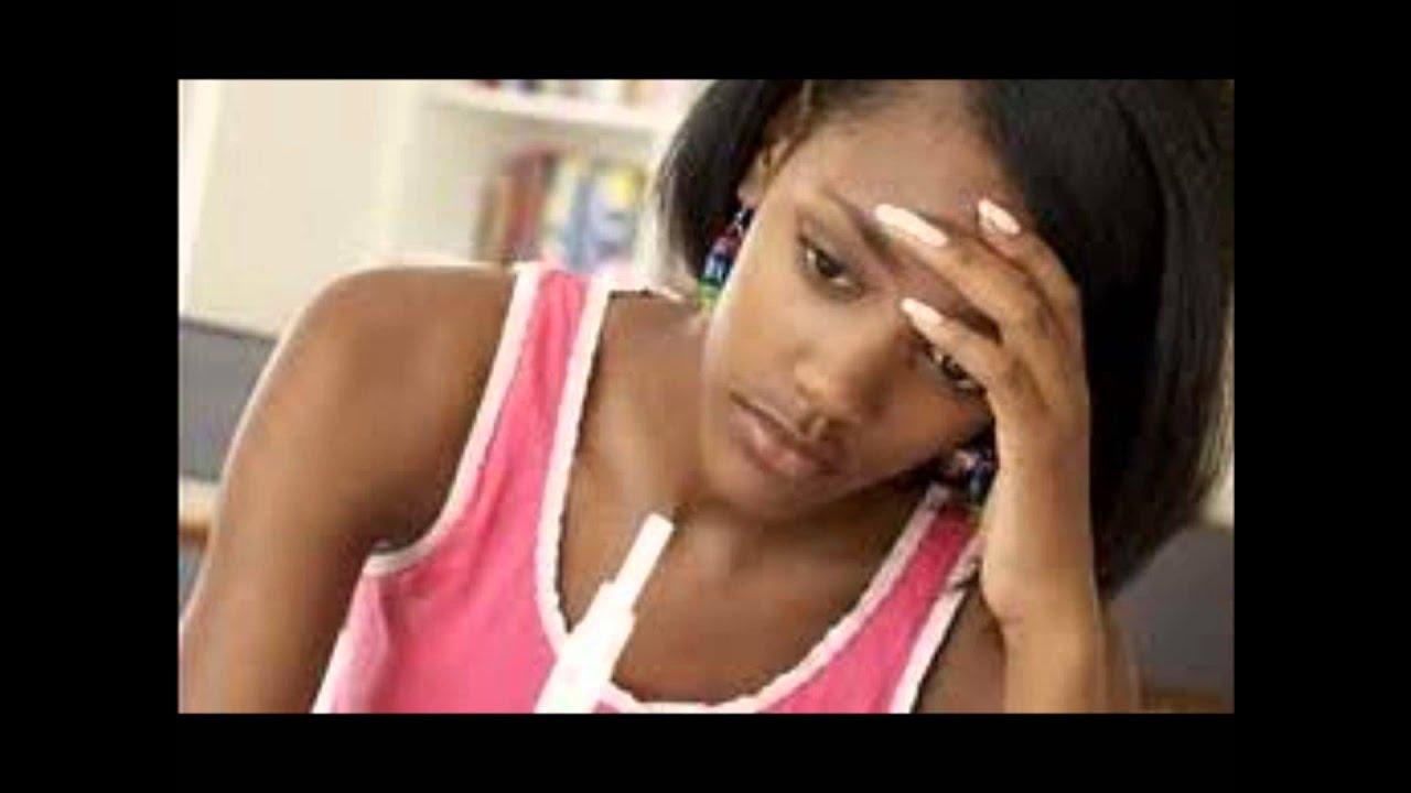 Hispanic and black teen pregnancy