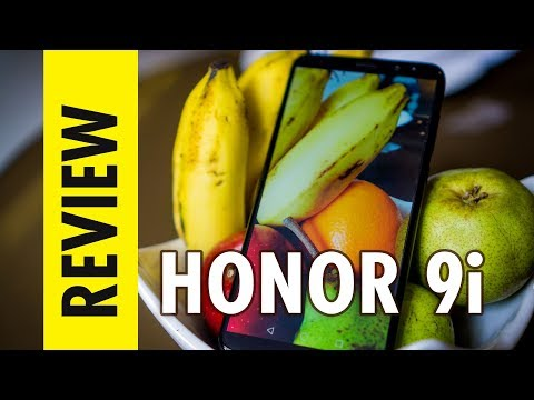 Honor 9i - 4 camera mobile - Worth buying? - Review