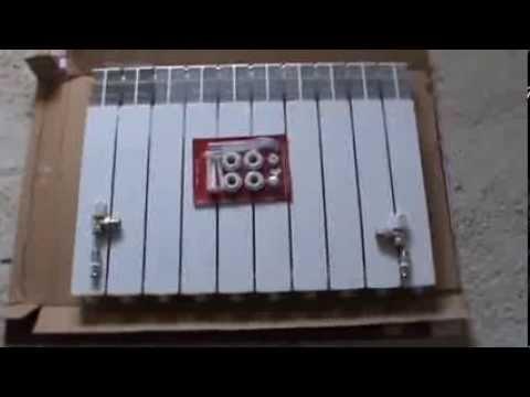 видео: МОНТАЖ РАДИАТОРОВ  КОЛЛЕКТОРНОЙ СИСТЕМЫ ОТОПЛЕНИЯ - своими руками!!!