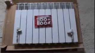видео Конусный вентиль для радиатора отопления