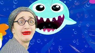 Baby Shark New Kids Video with Tiki - Nursery Rhymes Song