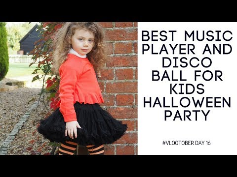 Best music player for kids - Halloween/christmas party