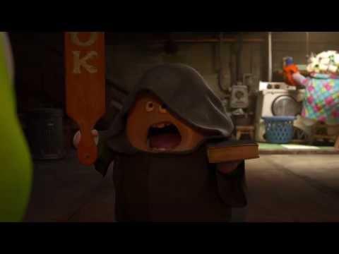 DIE MONSTER UNI - Filmclip - Aufnahmeritus - Disney / Pixar