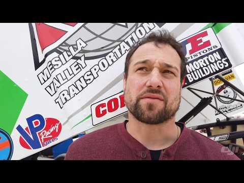 Track Talk - Kraig Kinser - Eldora Speedway