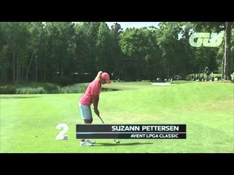 LPGA Tour - Shots Of The Month - Top 5 Shots Of April