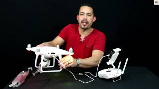 Dji Phantom 4 Pro firmware update step by step tutorial