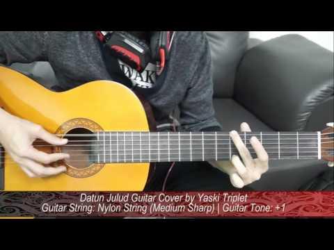 Liling & Datun Julud Sape' Guitar Cover 2016