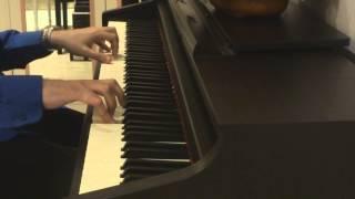 موسيقى رومانسية قصيرة رائعة جدا - عزف على البيانو