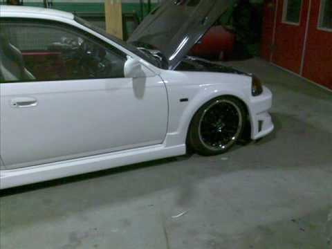 Proyecto Honda Civic Coupe 96 - YouTube