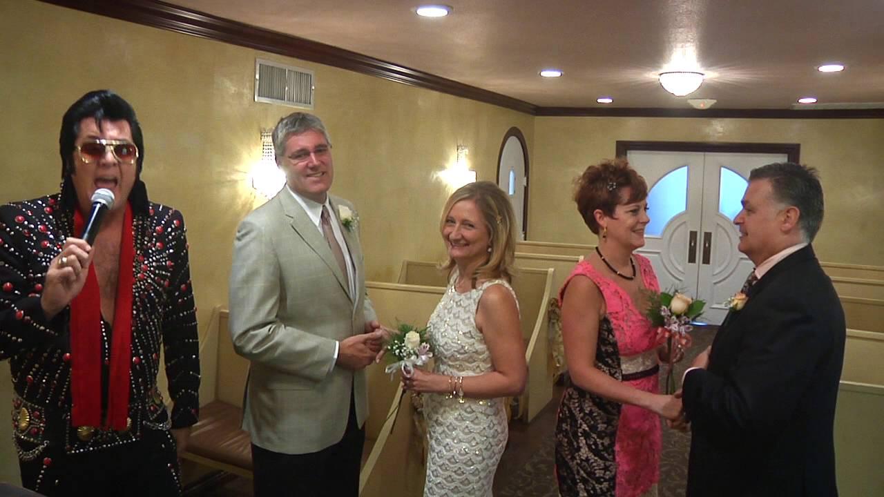 25th Wedding Anniversary Vows Renewal Las Vegas