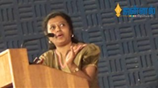 Lyricist Thamarai Speech
