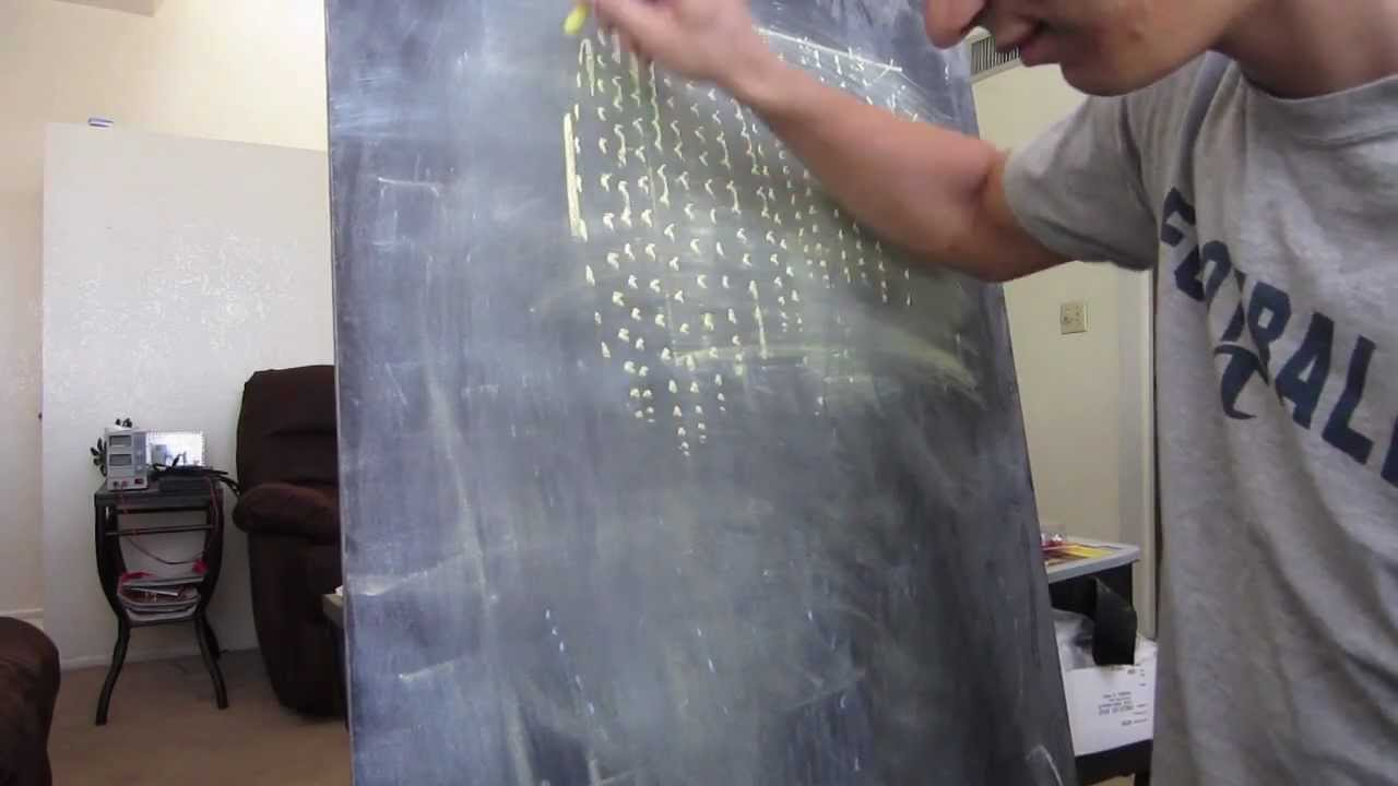 How to draw dotted lines like Walter Lewin - YouTube