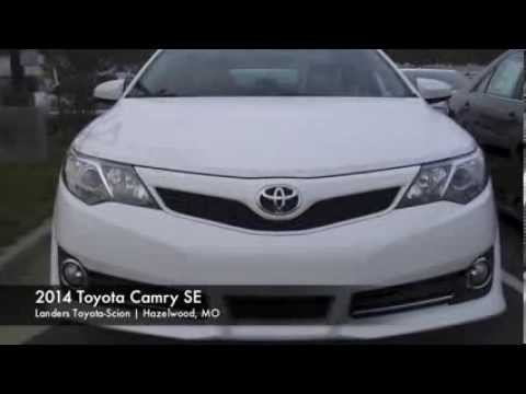 Amazing 2014 Toyota Camry SE In St. Louis | Landers Toyota Scion In St. Louis, MO
