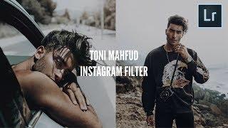 TONI MAHFUD Instagram Filter Tutorial (@tonimahfud)