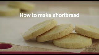 How To Make Shortbread  | Good Housekeeping UK