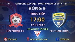 Hai Phong vs LS Thanh Hoa full match