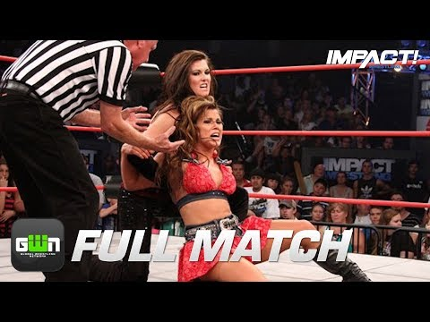 Mickie James vs Winter: FULL MATCH (TNA Hardcore Justice 2011) | IMPACT Wrestling Full Matches