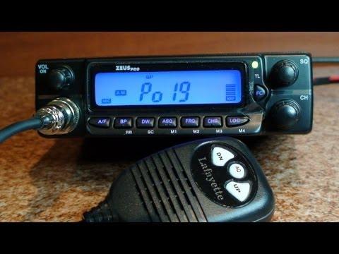 Lafayette Zeus Pro - Zanim kupisz cb radio - Test # 5
