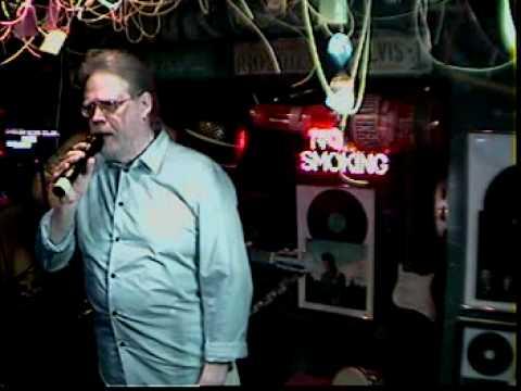 Charly singt Ein Bild  im Karaoke Fun Pub Stuttgart