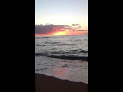 Lihue, Hawaii Sunrise