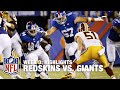 Redskins vs. Giants | Week 3 Highlights | NFL