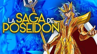 Caballeros del Zodiaco Saga Poseidon: La Historia en 1 Video