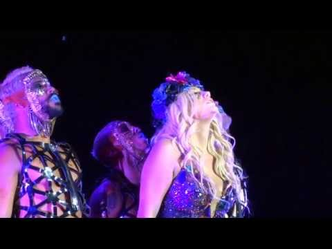 Ke$ha Crazy Kids Live Montreal 2013 HD 1080P