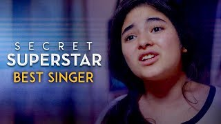 Dialogue Promo 6 | Secret Superstar | Zaira Wasim | Aamir Khan | 19th October