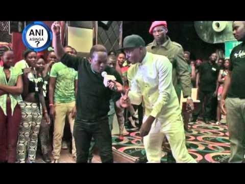 Ani Asinga - King Kongo ne MC Kapale