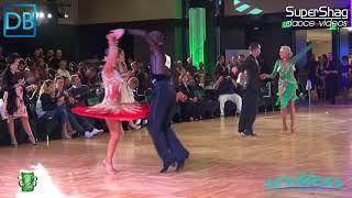 Comp Crawl with DanceBeat!Emerald 2018!Pro Am Latin!