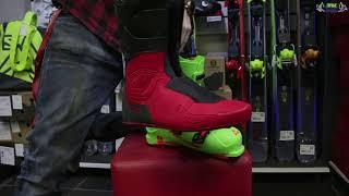 Как извлечь внутренник из горнолыжного ботинка