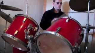 """John Lennon-""""Bring On The Lucie (Freda Peeple)"""" Drum Cover"""