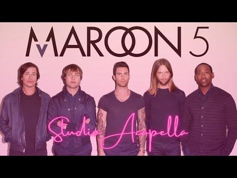 Maroon 5 Ft. Wiz Khalifa - Payphone (Studio Acapella)