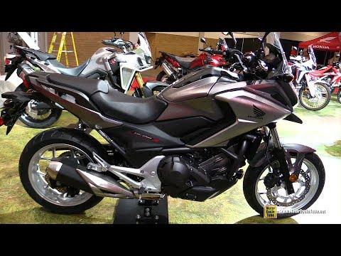 2017 Honda NC750X - Walkaround - 2017 Toronto Motorcycle Show