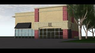 Bau einer neuen Plaza in Roblox Suffolk, VA! (Teil 1)