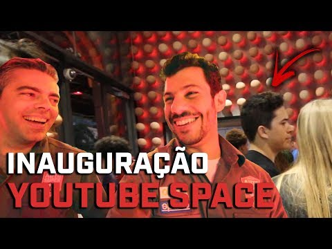 HONDA CIVIC SI LARANJA NA INAUGURAÇÃO YOUTUBE SPACE RIO DE JANEIRO | VLOG #132