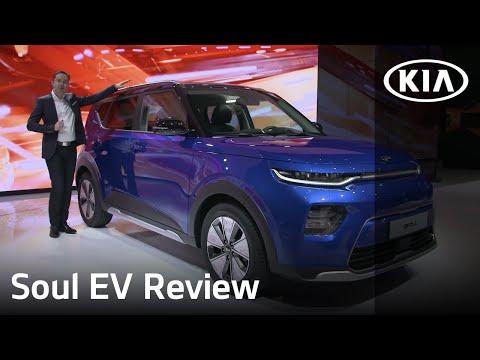 All-New Kia Soul EV Review | Geneva Motor Show  | Kia
