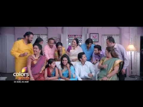 Lead In Colors Marathi Promo - Actor Pankaj Khatavkar(Marathi)