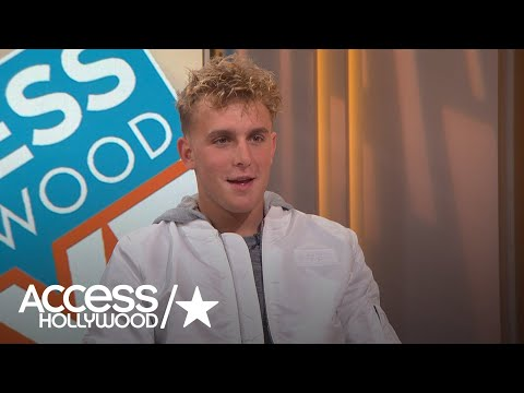 Jake Paul Discusses 'Fight of the Living Dead: Paradise Calls'  | Access Hollywood