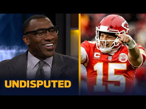 Mahomes should be ranked as the best QB over Rodgers or Brady — Shannon Sharpe   NFL   UNDISPUTED