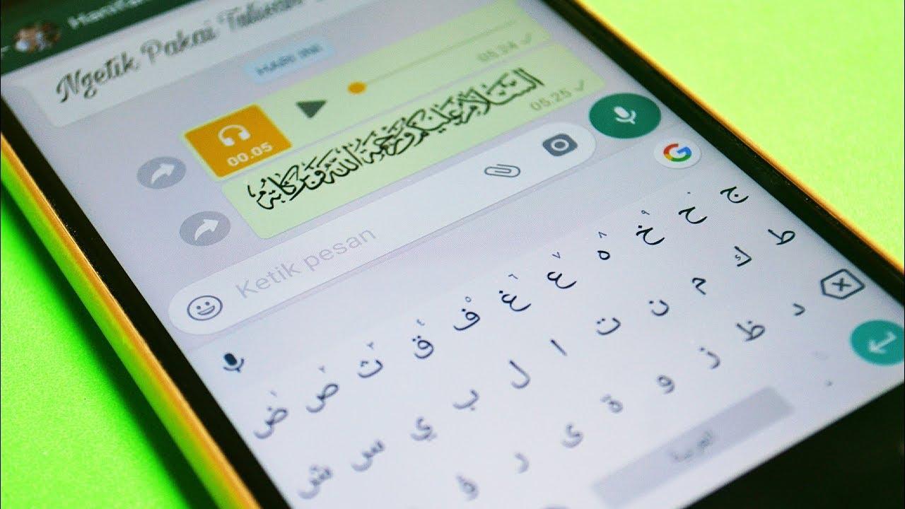 cara memunculkan huruf arab pada keyboard android youtube. Black Bedroom Furniture Sets. Home Design Ideas