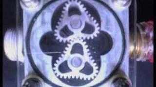 Non-circular gears (super oval flowmeter)