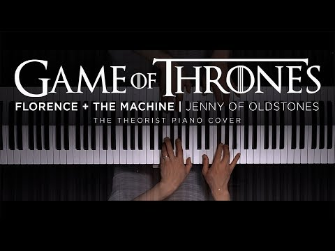 Florence + The Machine - Jenny of Oldstones Game of Thrones  The Theorist Piano Cover