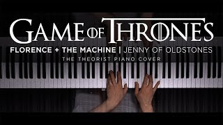 Florence + The Machine - Jenny of Oldstones (Game of Thrones) | The Theorist Piano Cover
